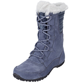 The North Face Nuptse Purna II Boots Women Grisaille Grey/Tin Grey